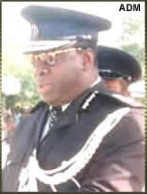 P.K Acheampong …Any re-enactment of CHRAJ`s recommendations? …IGP, Kofi Boakye, Ampewuah in prayerful mood